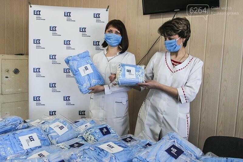 Борис Колесников продолжает оказывать поддержку Донетчине в борьбе с коронавирусом, фото-6