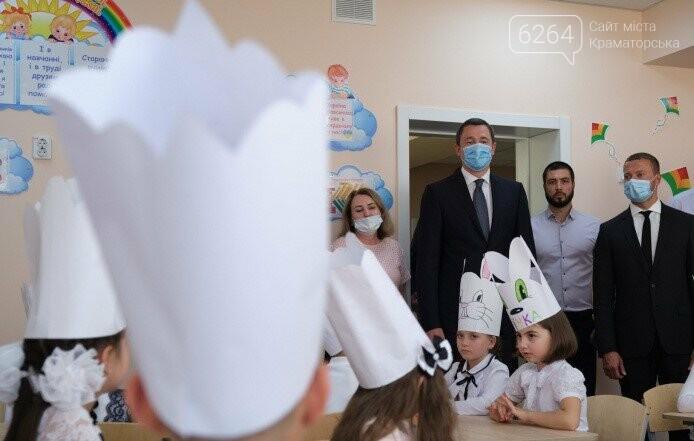 К 1 сентября в Донецкой области открыли после реконструкции 5 школ и 3 детских садика, фото-3