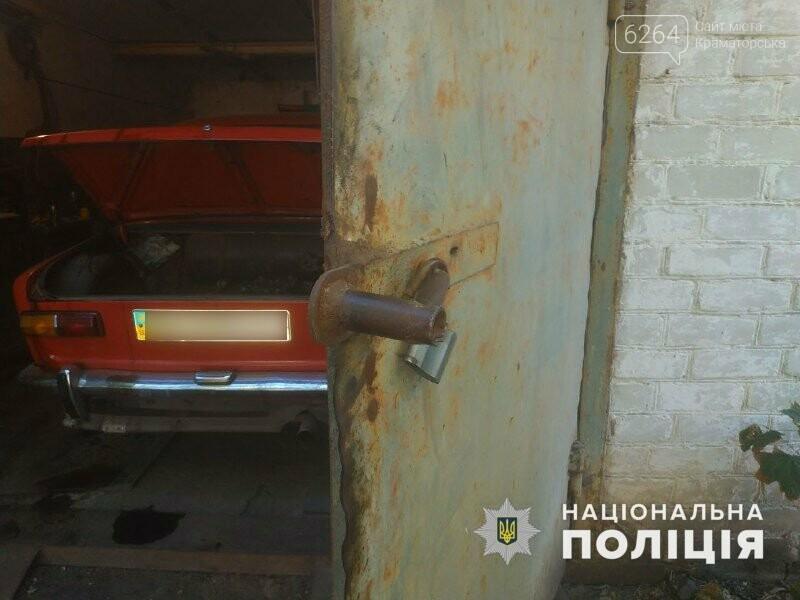 Поліція затримала злочинну групу, яка ймовірно причетна до крадіжок у Краматорську і сусідніх містах, фото-1