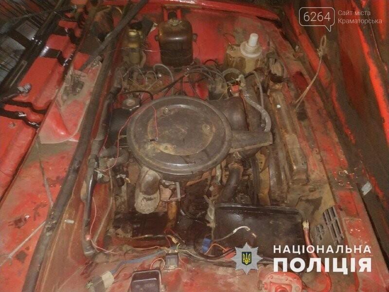 Поліція затримала злочинну групу, яка ймовірно причетна до крадіжок у Краматорську і сусідніх містах, фото-3