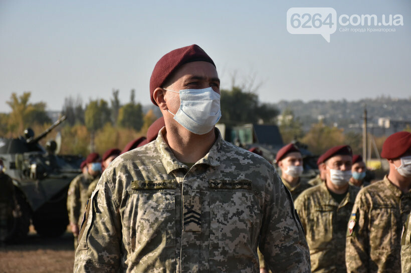 У Краматорську урочисто відзначили День захисника України, фото-4