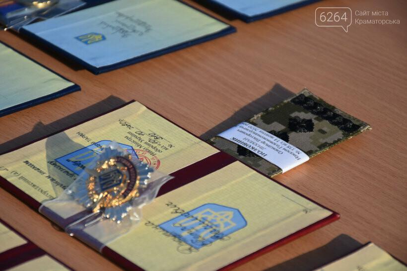 У Краматорську урочисто відзначили День захисника України, фото-2
