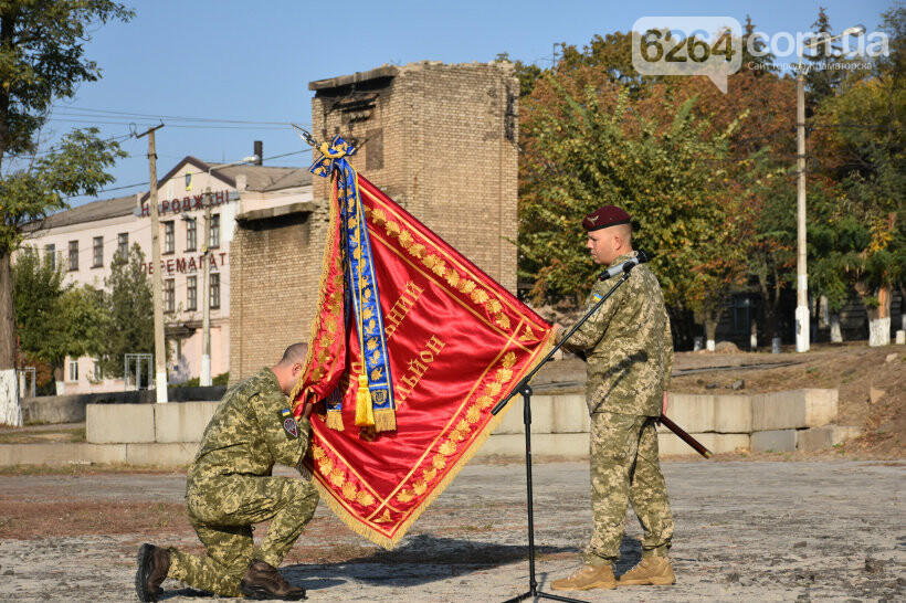 У Краматорську урочисто відзначили День захисника України, фото-5