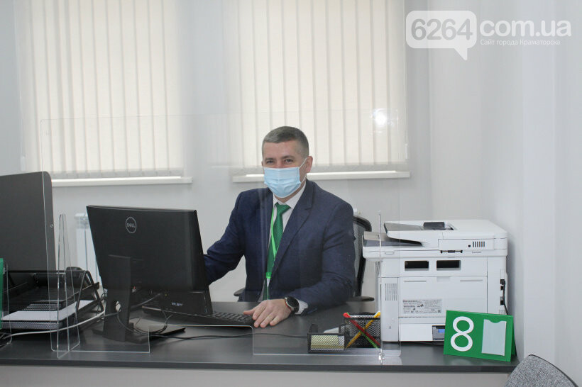 У Краматорську відкрився оновлений сервісний центр МВС, фото-1