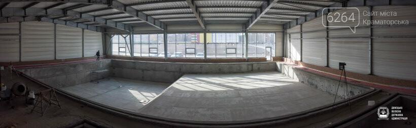 У Краматорську триває будівництво фізкультурно-оздоровчого комплексу з басейнами «Н2О-Classic», фото-1