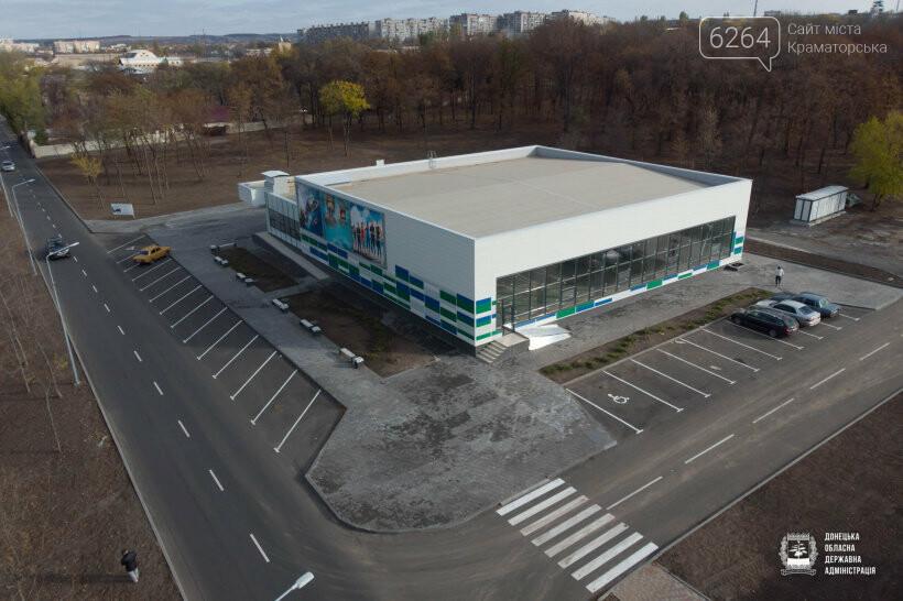 У Краматорську триває будівництво фізкультурно-оздоровчого комплексу з басейнами «Н2О-Classic», фото-2