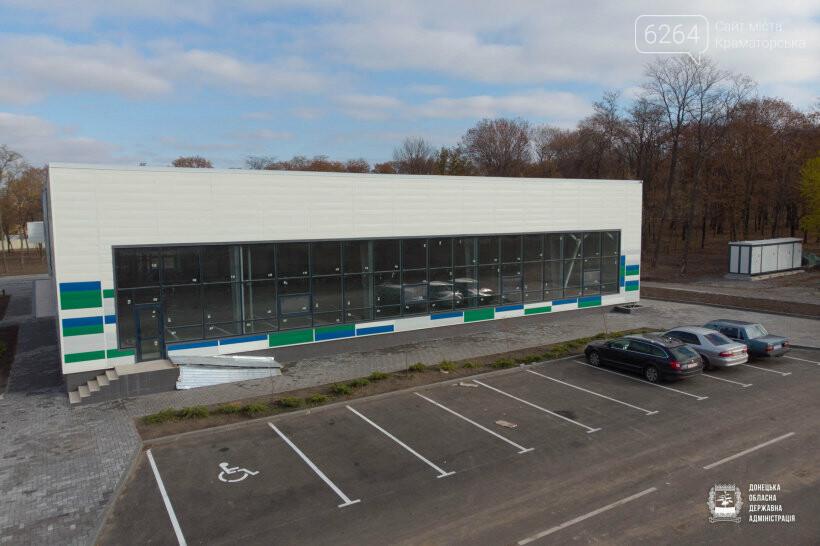 У Краматорську триває будівництво фізкультурно-оздоровчого комплексу з басейнами «Н2О-Classic», фото-3