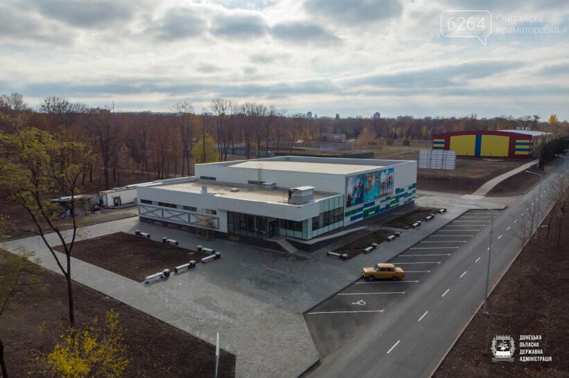 У Краматорську триває будівництво фізкультурно-оздоровчого комплексу з басейнами «Н2О-Classic», фото-4