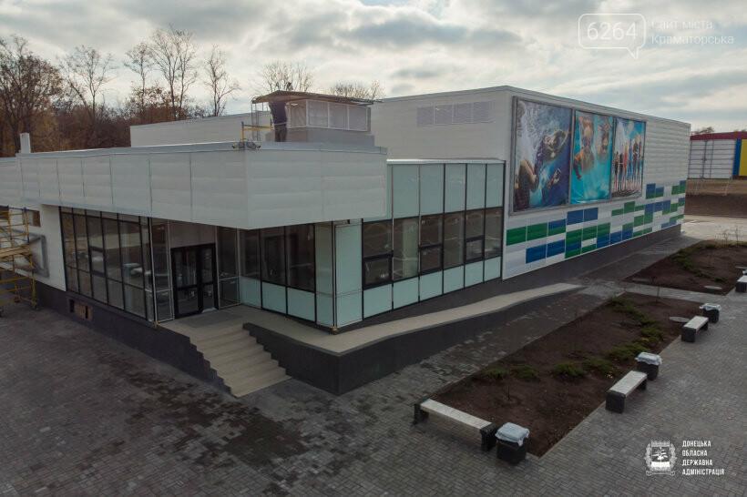 У Краматорську триває будівництво фізкультурно-оздоровчого комплексу з басейнами «Н2О-Classic», фото-5