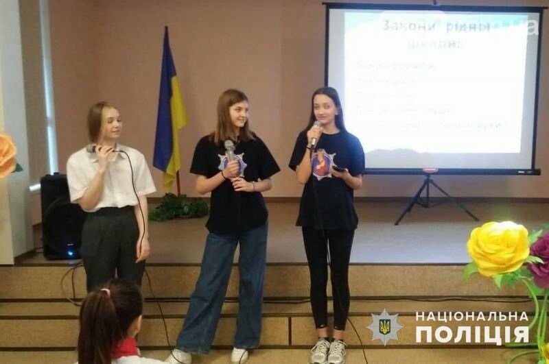Краматорські лігівці посвятили школярів до учнівської ради «Світ», фото-1