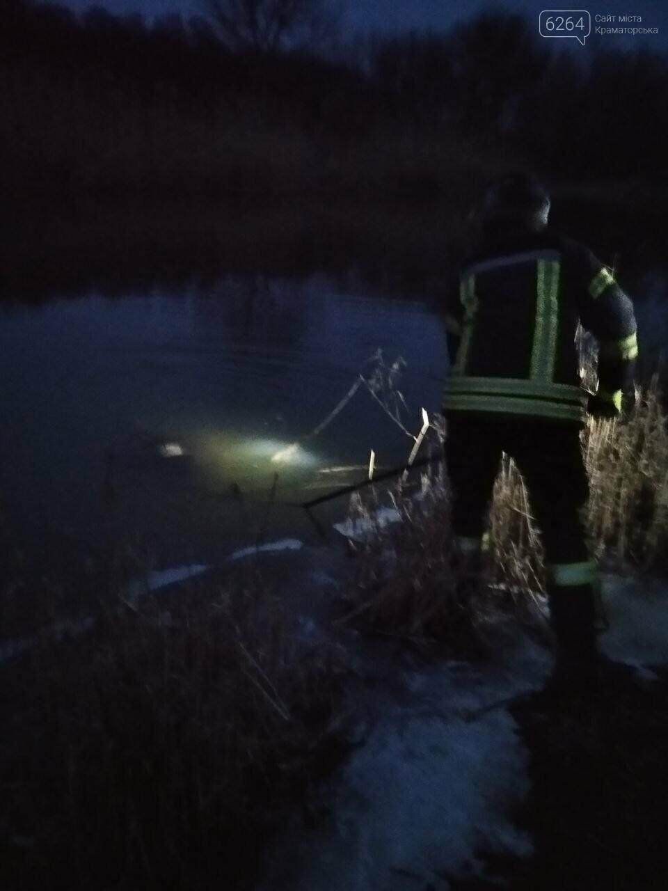 В Краматорске из реки Казенный Торец извлекли тело утонувшего мужчины, фото-1