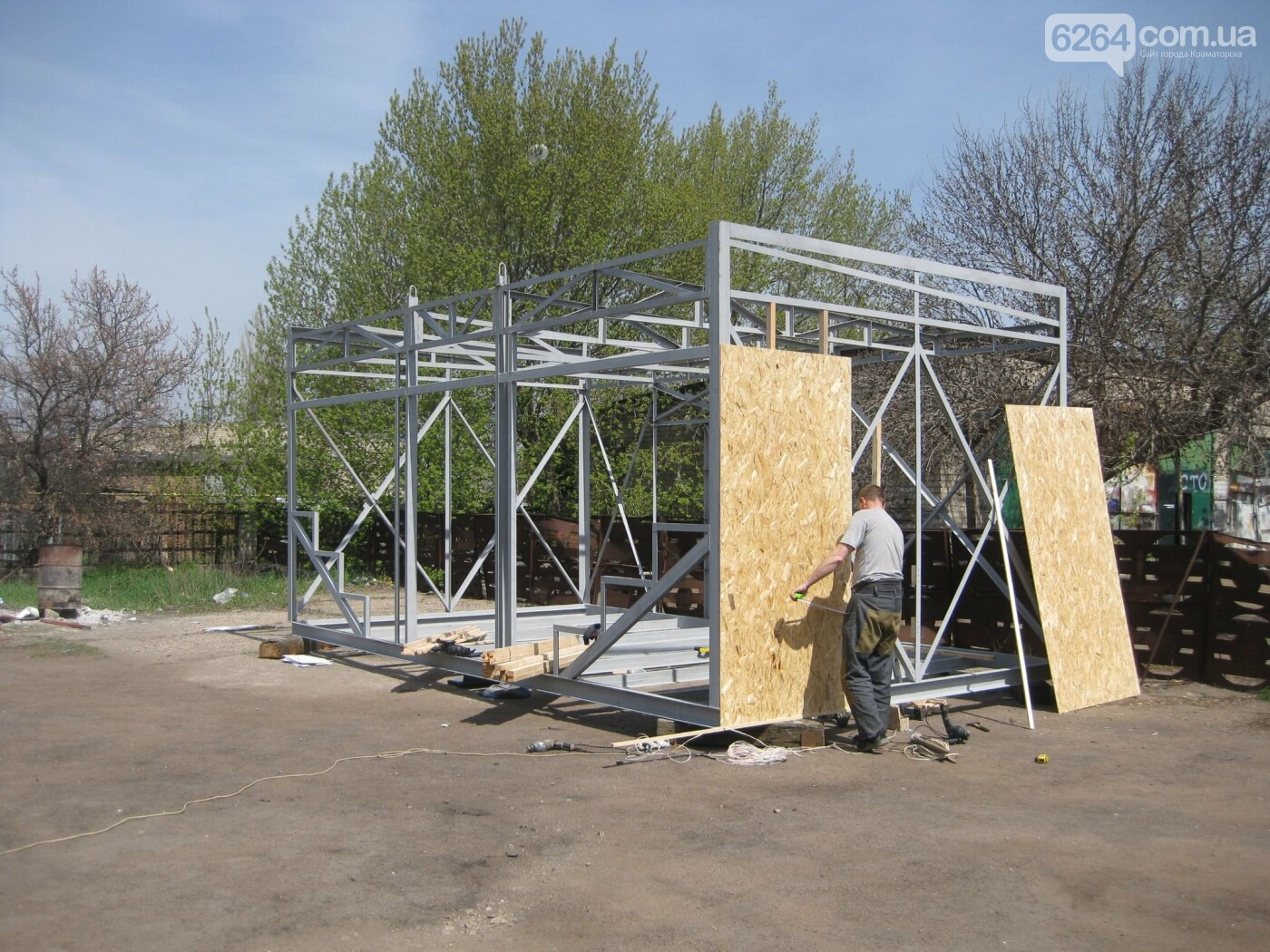 Изготовление и монтаж металлоконструкций, фото-7