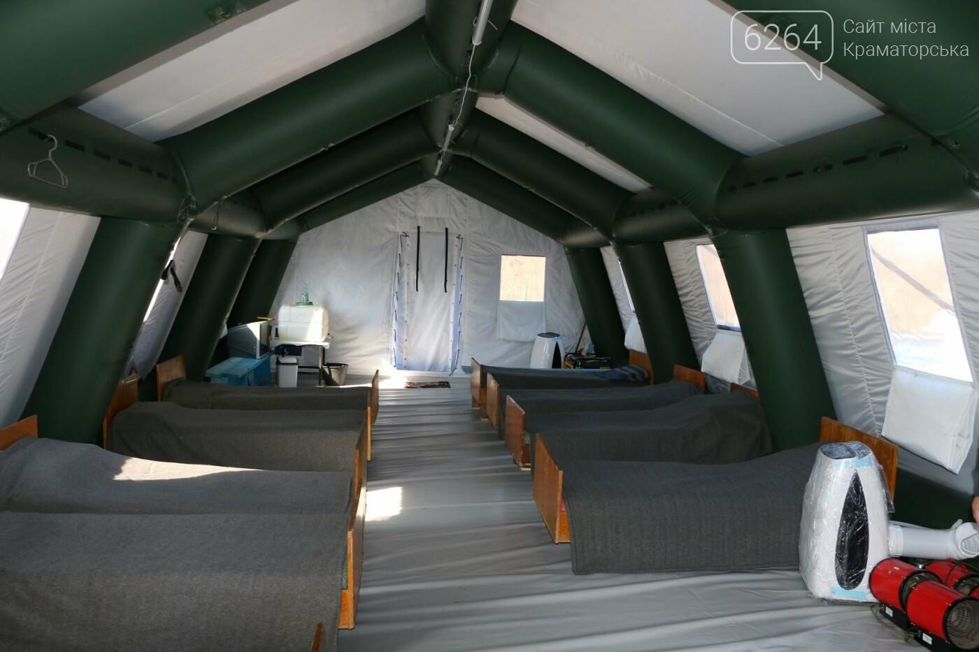 В Донецкой области обновили модули пунктов оказания помощи при КПВВ, фото-2