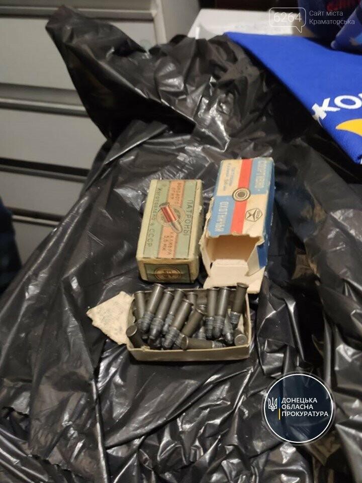 Полиция задержала краматорчанина, который сотрудничал с боевиками, фото-3
