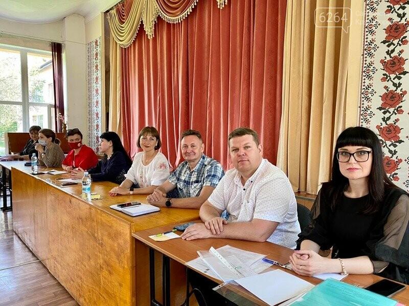 В нескольких школах Краматорска назначены новые руководители, фото-1