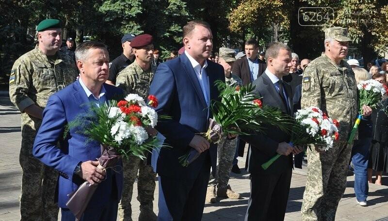 В Краматорске отметили 78 годовщину освобождения города от немецко-фашистских захватчиков, фото-1