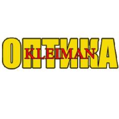 Логотип - Оптика «KLEIMAN» в г.Краматорске
