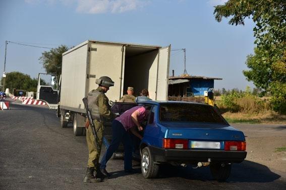 Блокпосты: За неделю прекращено 66 правонарушений, фото-1