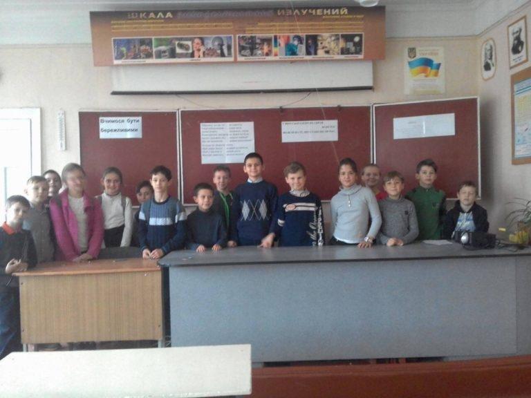 В Краматорске школьников учили быть энергобережливыми, фото-1