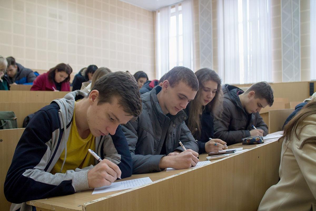В Краматорске писали диктант единства, фото-1