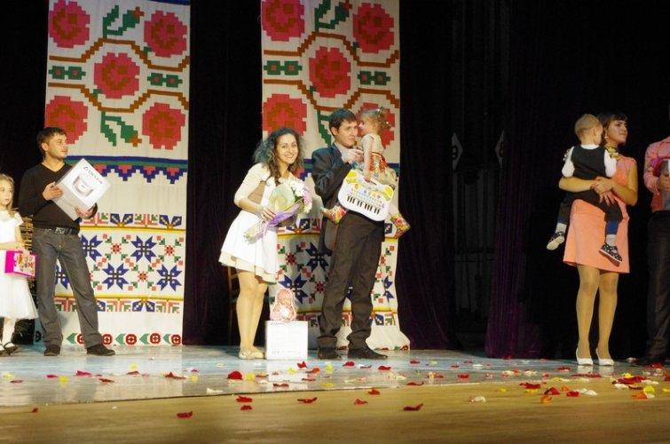 Лучшей молодой семьей области стала пара из Краматорска, фото-1