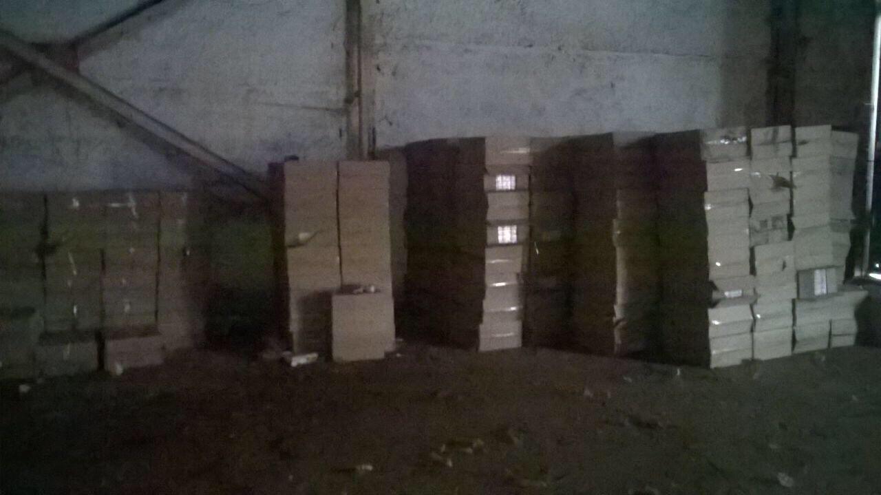 В Краматорске и близлежащих городах прокуратура, СБУ и ГФС изъяли контрафактные сигареты на 3 млн гривен, фото-2