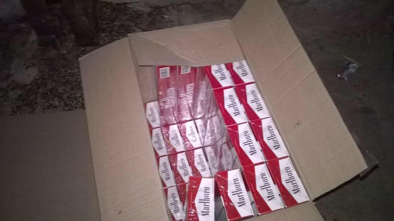 В Краматорске и близлежащих городах прокуратура, СБУ и ГФС изъяли контрафактные сигареты на 3 млн гривен, фото-1