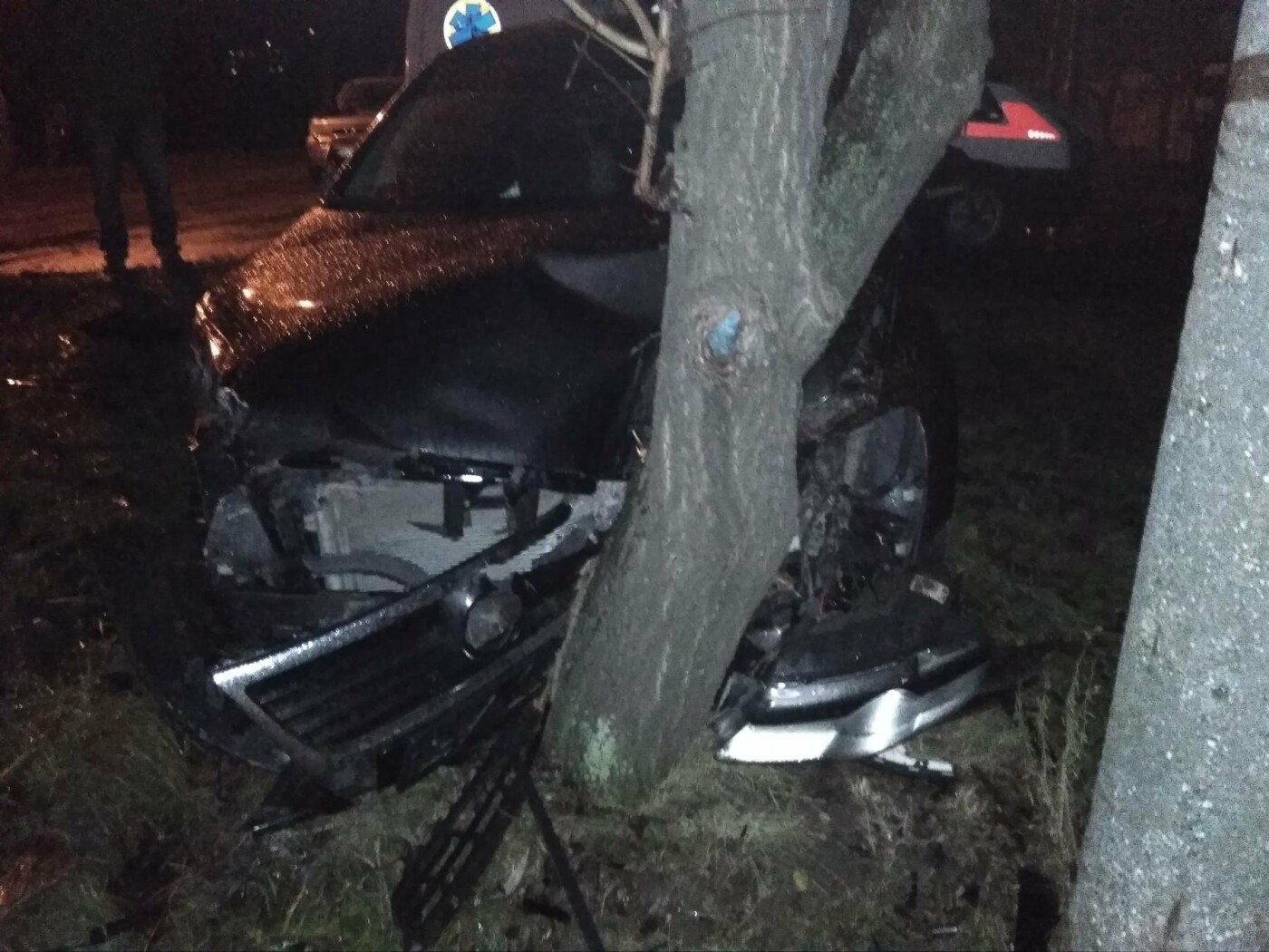 В Краматорске в ДТП столкнулись два автомобиля, фото-1