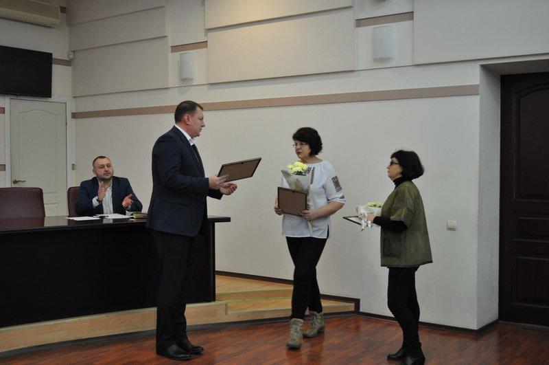 В мэрии Краматорска поздравили волонтеров, фото-2