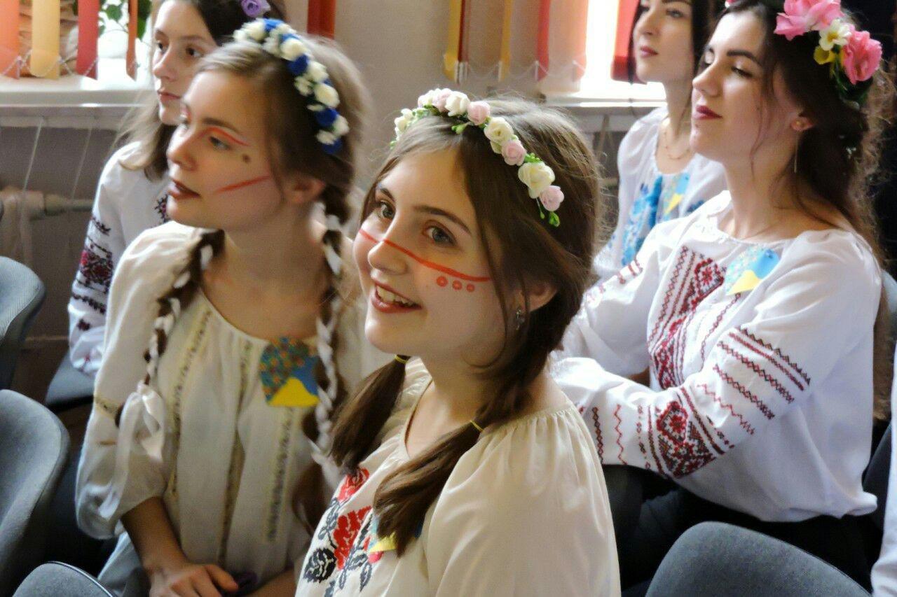 Дети Краматорска поздравили защитников с Днем Вооруженных сил Украины, фото-3