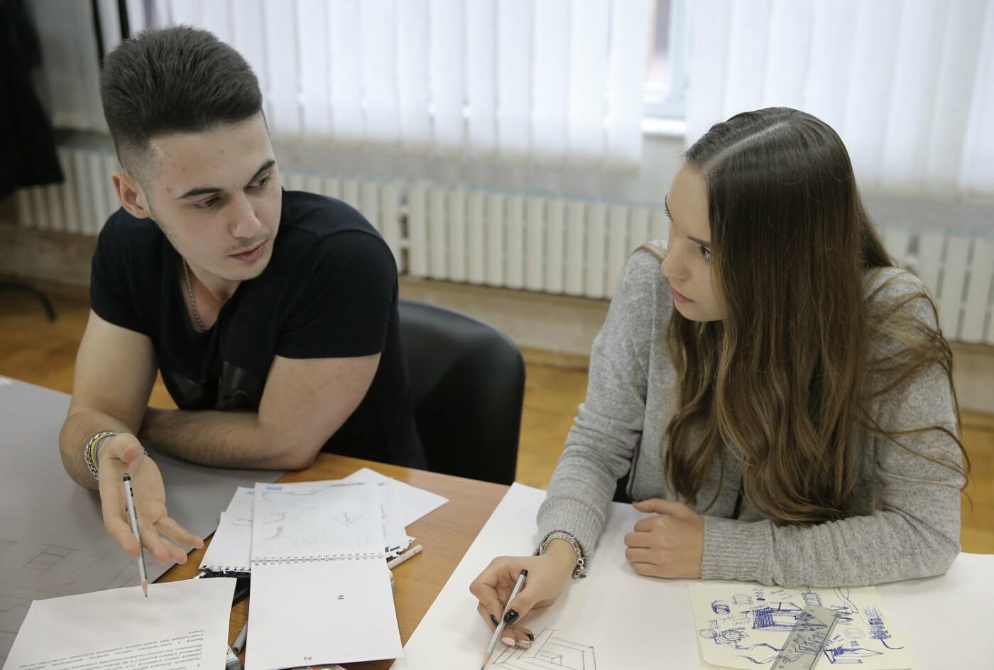 В рамках студенческого конкурса «Архитектор» молодежь создает уникальные архитектурные проекты, фото-2