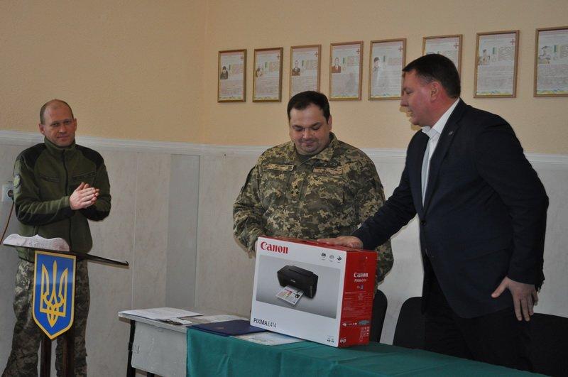 Мэр Краматорска поздравил военных с днем ВСУ, фото-1