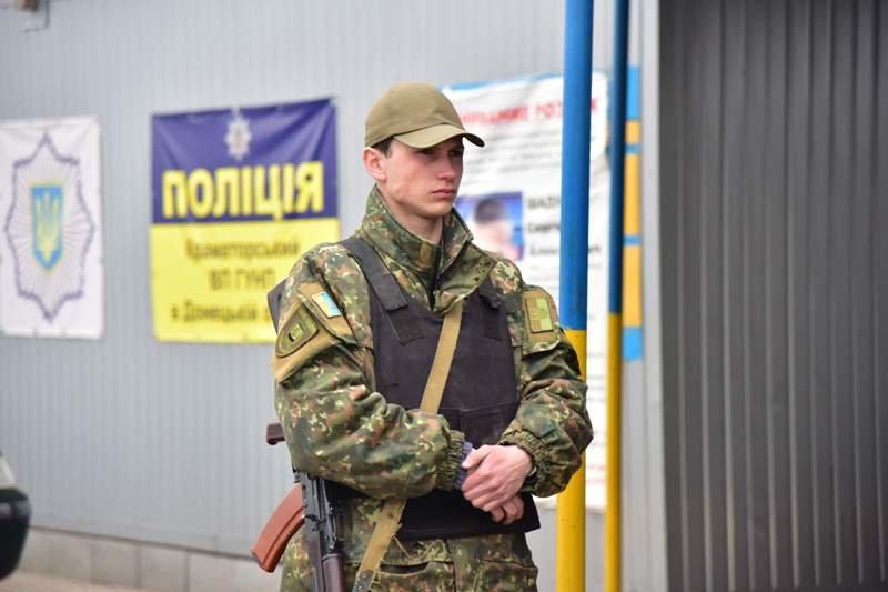 В Краматорске подвели итоги работы блокпоста с начала года, фото-2