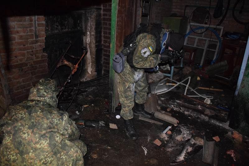 В Славянском районе мужчина погиб, когда распиливал снаряд болгаркой, фото-2