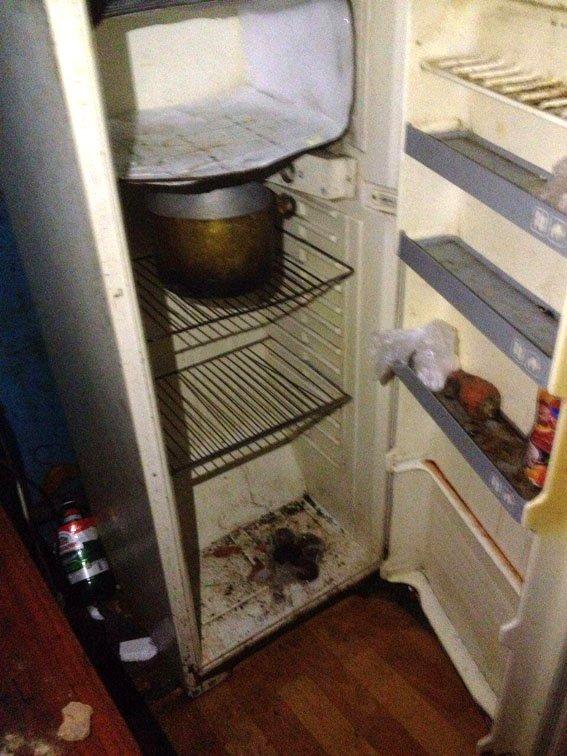 Правоохранители Краматорска спасли четырех детей от замерзания в родном доме, фото-3