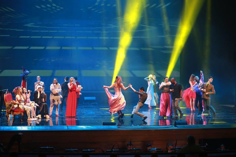 Артисти з Краматорська виступили в україно-американському шоу «Шлях до Бродвею» , фото-2