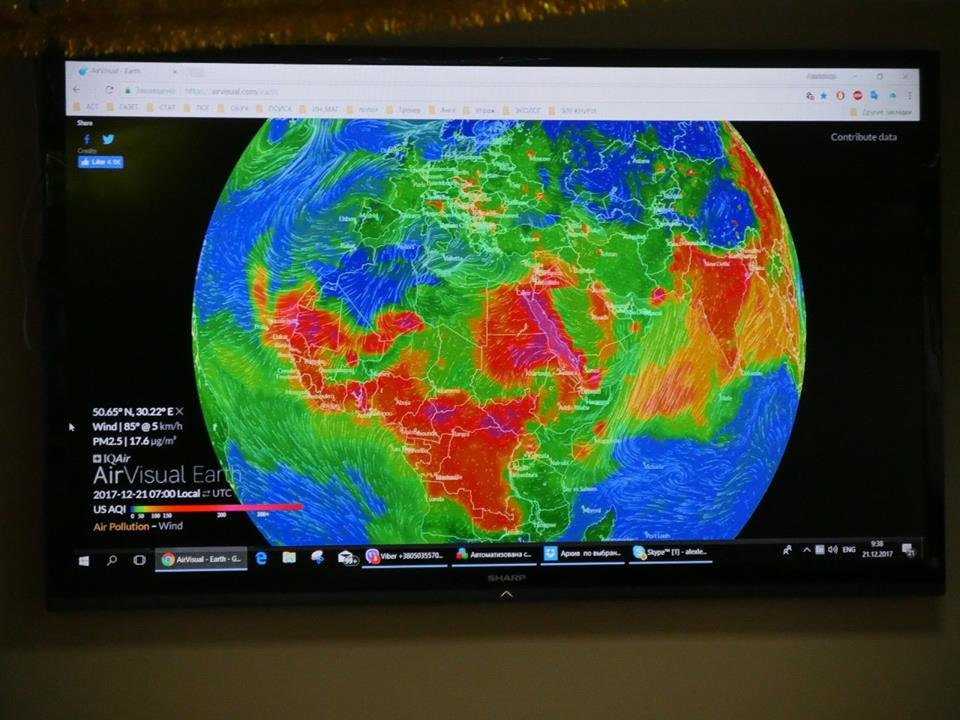 В Краматорске представили систему экологического мониторинга по стандартам ЕС, фото-2
