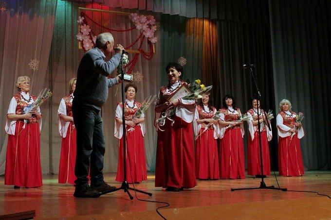 Вокальный ансамбль Краматорска «Вишневое Ожерелье» отметил 15-летие, фото-1