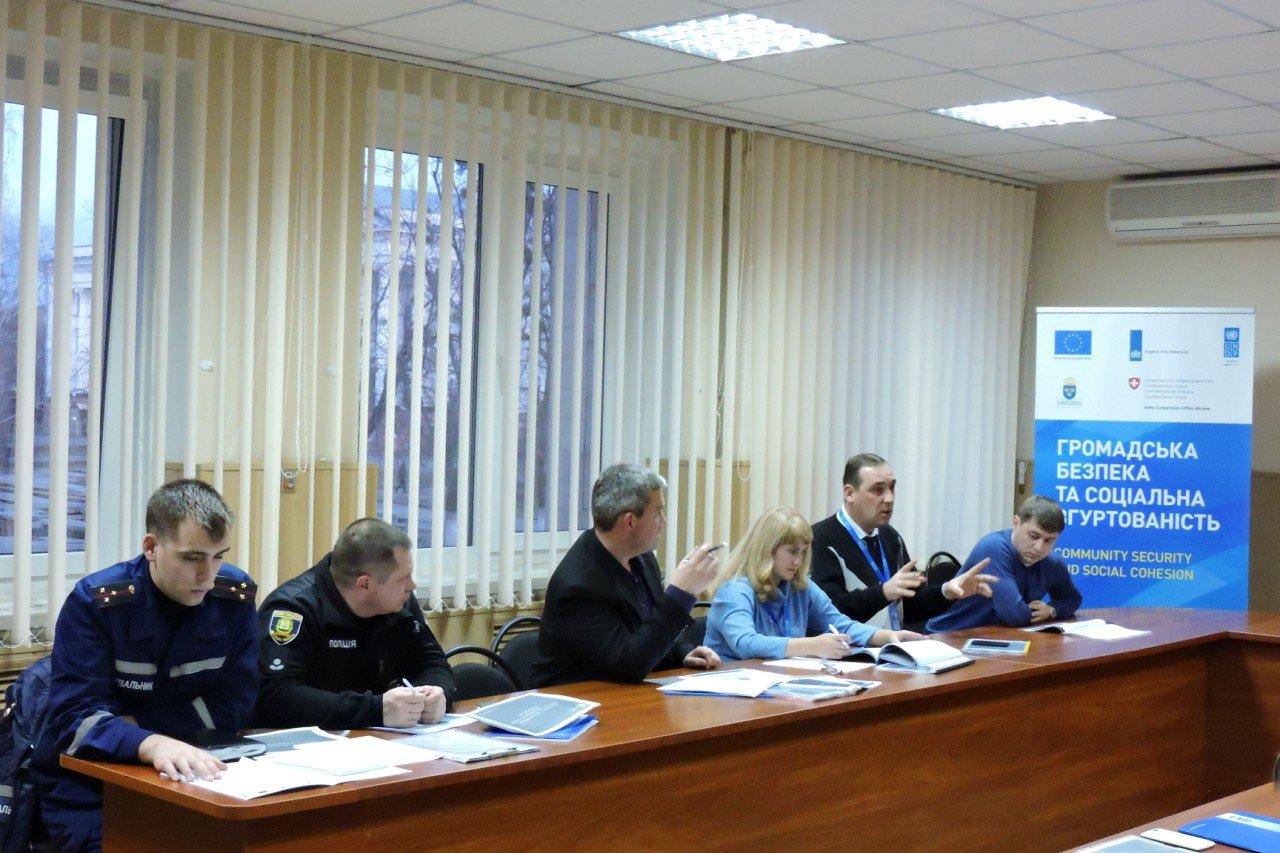 Краматорские правоохранители внедряют в городе проект «Безопасный дом», фото-2