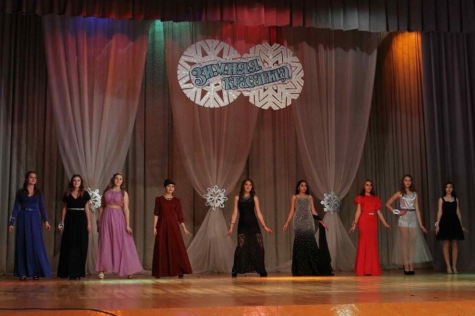 В Краматорске выбрали Зимнюю красавицу, фото-1