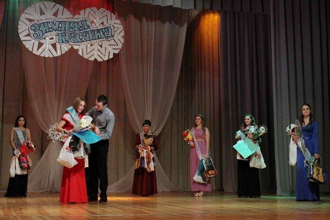 В Краматорске выбрали Зимнюю красавицу, фото-3