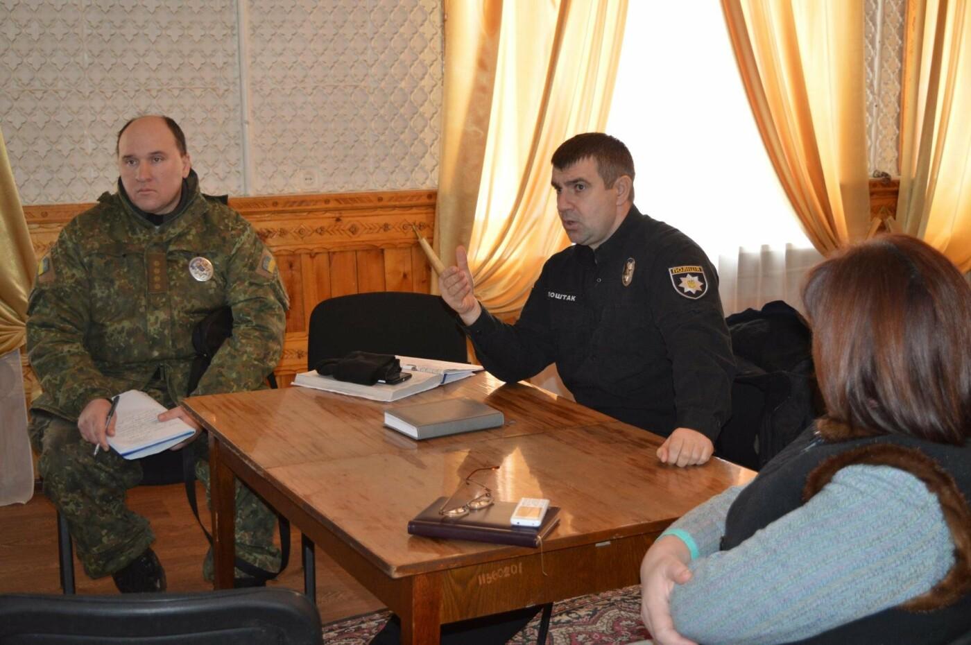 Василий Поштак пообщался с жителями Шабельковки, фото-1