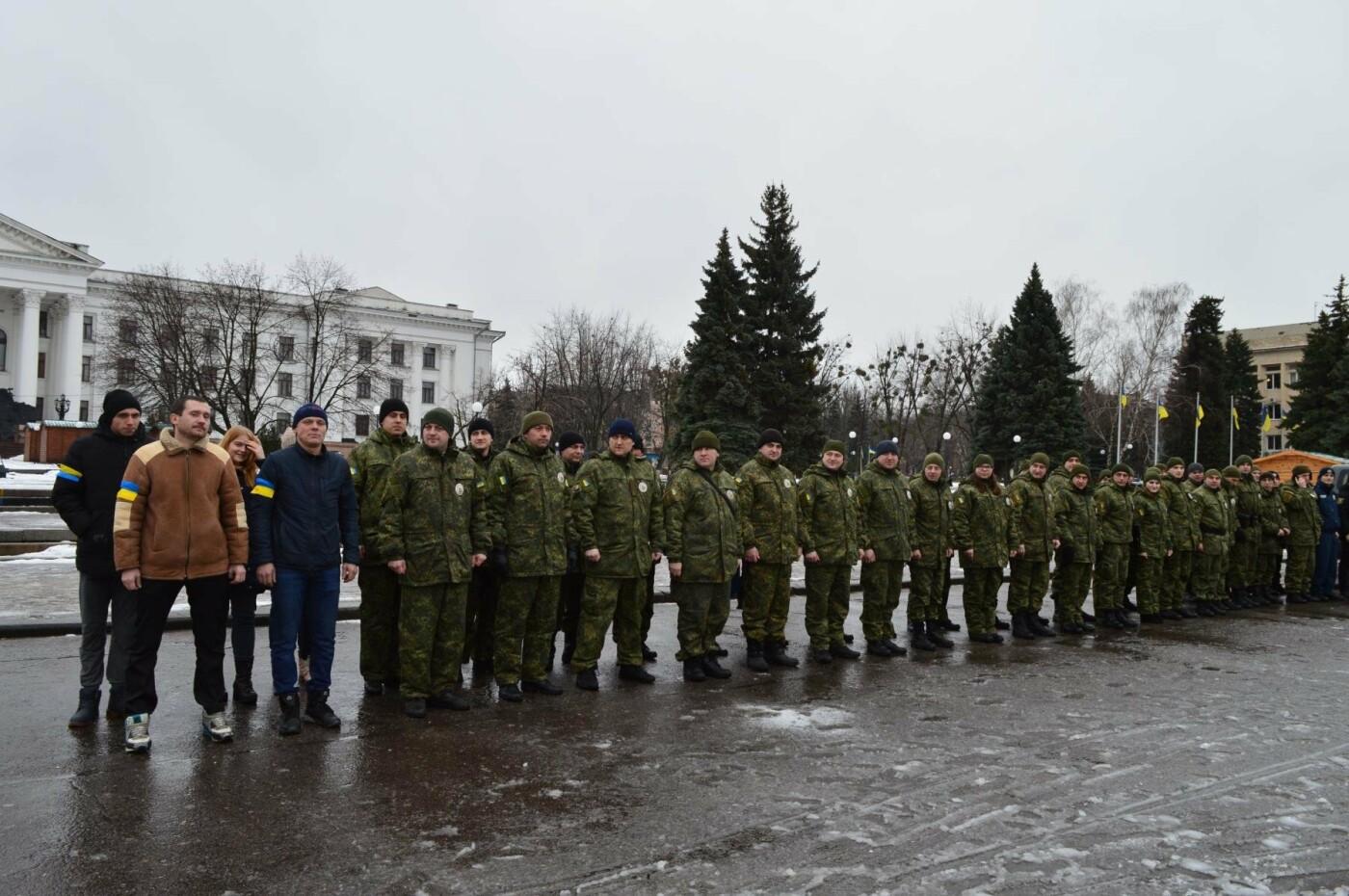 Правоохранители вместе с неравнодушными жителями Краматорска вышли на патрулирование города, фото-1