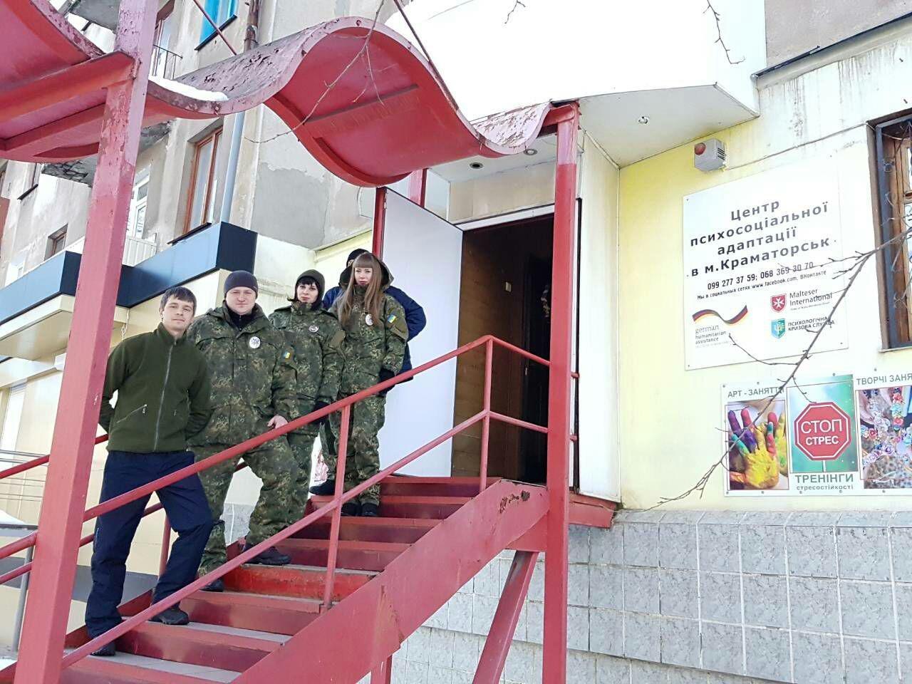 Правоохранители Краматорска проходят курс оказания домедицинской помощи от германской гуманитарной ассоциации, фото-2