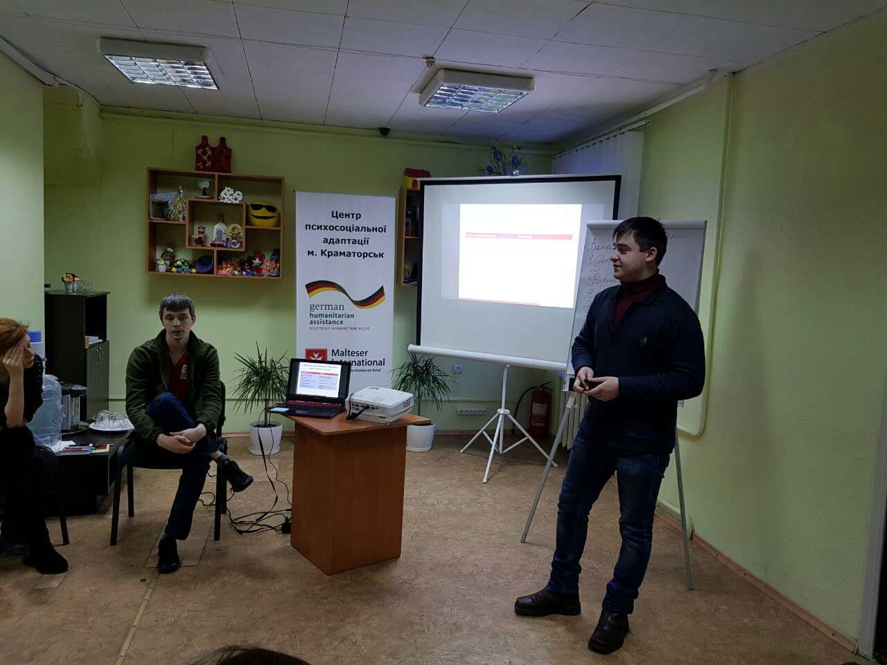 Правоохранители Краматорска проходят курс оказания домедицинской помощи от германской гуманитарной ассоциации, фото-1