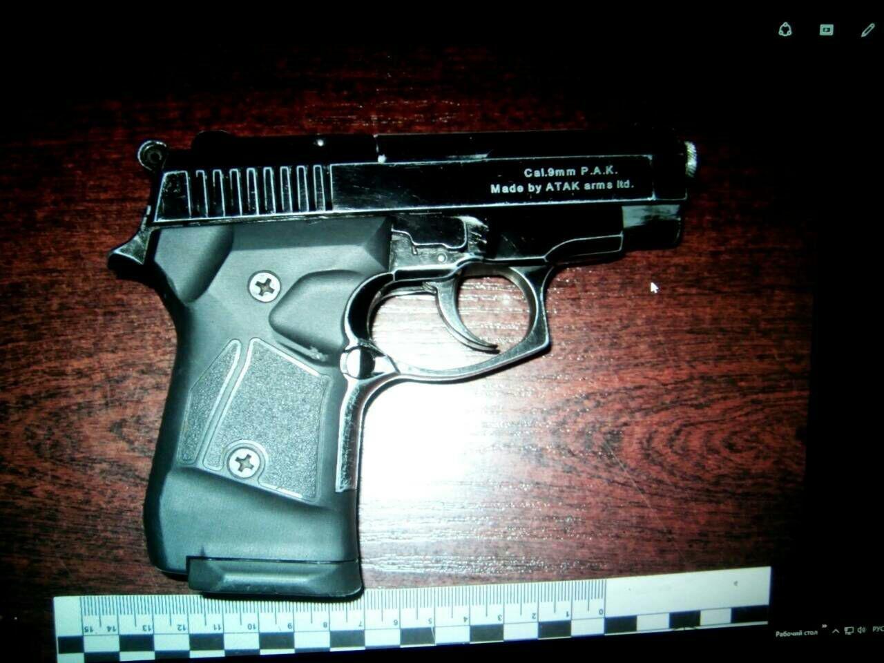 У жителя Краматорска полиция изъяла оружие и боеприпасы, фото-1
