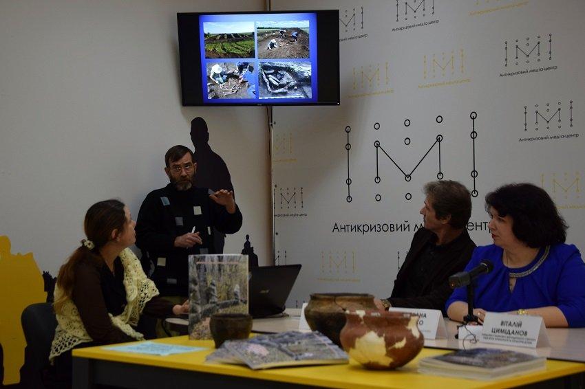 Під Краматорськом археологи знайшли залишки зрубної культури, фото-2