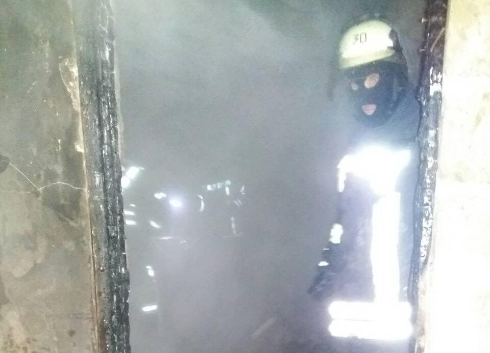 В Краматорске пожар унес жизнь двух людей, фото-2