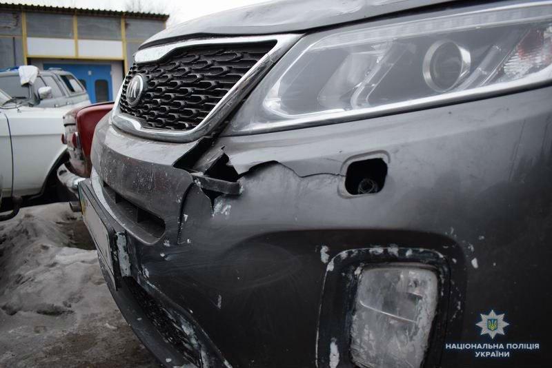Полицейские нашли водителя из Краматорска, который сбил двух людей и скрылся с места ДТП, фото-2