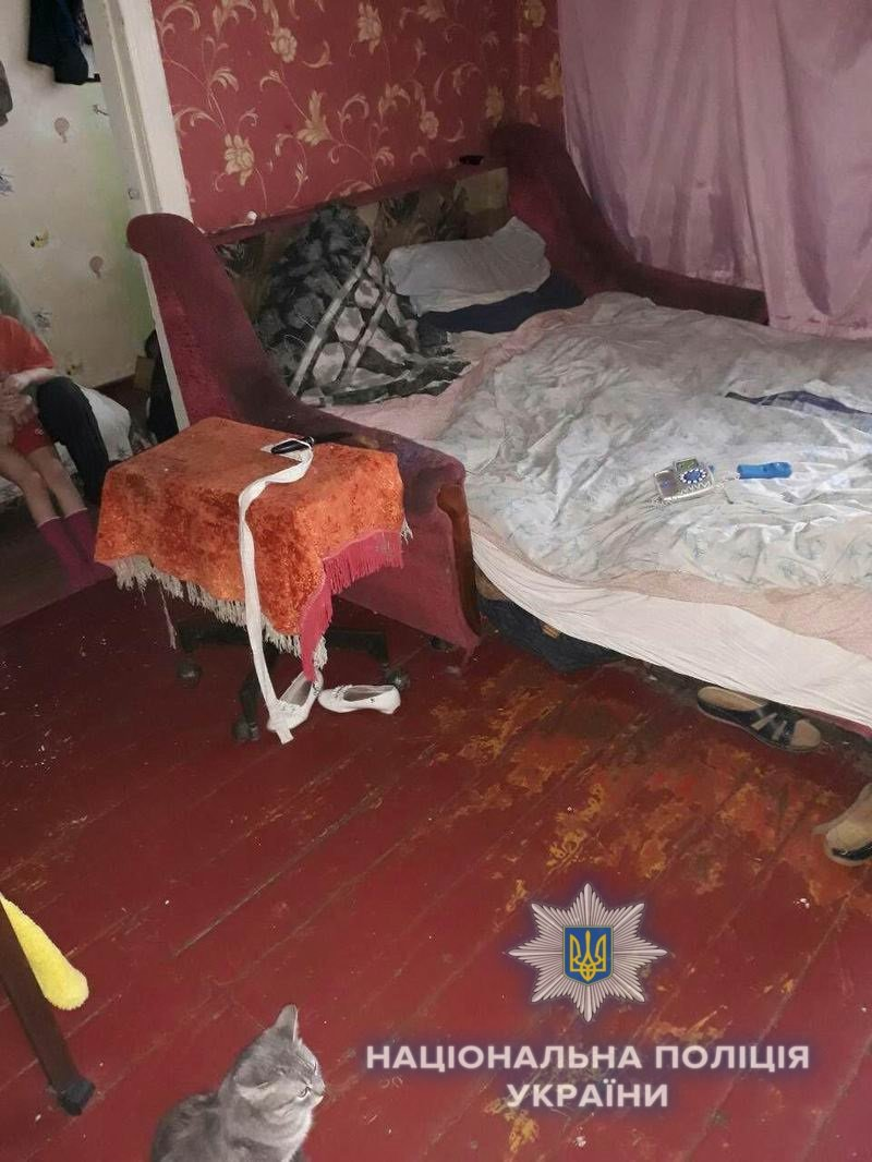 В Краматорске полиция изъяла из семьи ребенка из-за равнодушия родителей, фото-1